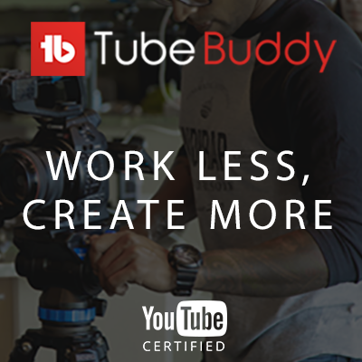 Get the best out of YouTube SEO with TubeBuddy! Install for free
